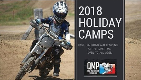 2018 Holiday Camps - Don't Miss Out!