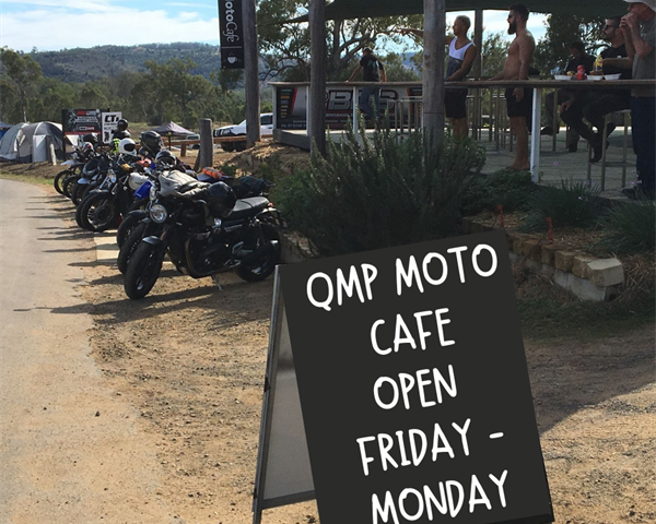 MOTO CAFE UNDER NEW MANAGEMENT
